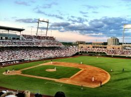 2011 College World Series TD Ameritrade Park